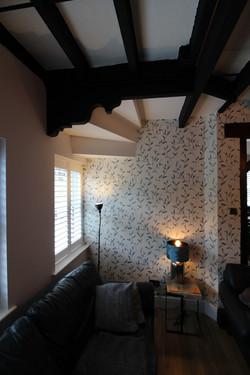 Living Room Wallpaper Details