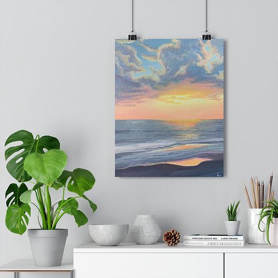 Pastel Highlight - Giclée Art Print