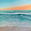 Thumbnail: Pastel Ebb Original Painting
