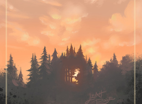 Dawn Over the Ridgeline