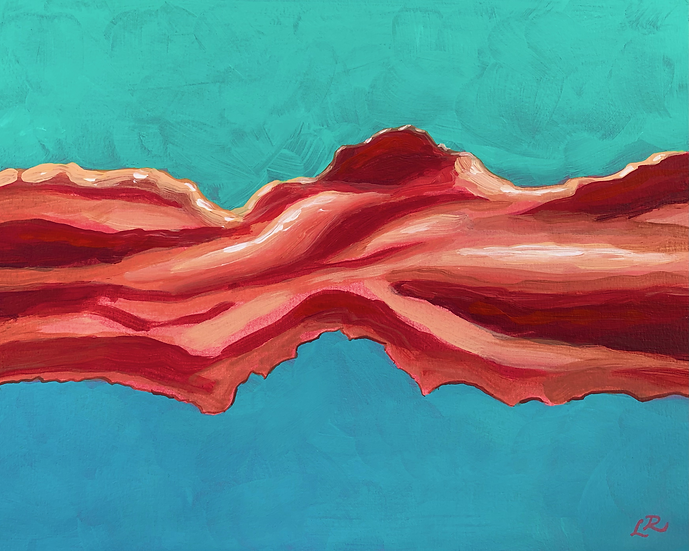 Baconscapes 1