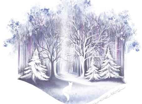 Winter's Woods