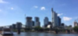 Lektorat Weißgerber, Skyline Frankfurt