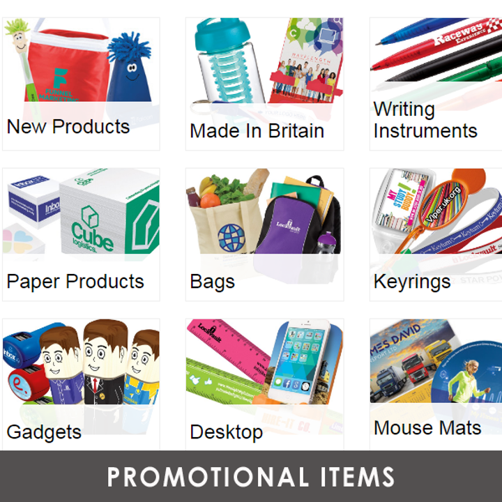 Promotional Items pic 1  Angel Design &