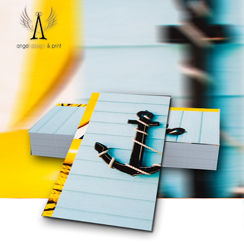 DL Leaflet Artwork & Design