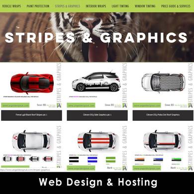 Web Design & Hosting pic 6 Angel Design