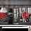 Thumbnail: 5 Monomeric Self Adhesive Vinyl Stickers  300mm x 300mm