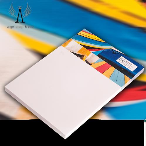 A4 or A5 Letterheads Artwork & Design