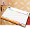 Thumbnail: 1000 Sheets A2 Wall Planners Printed Full Colour ONE SIDE