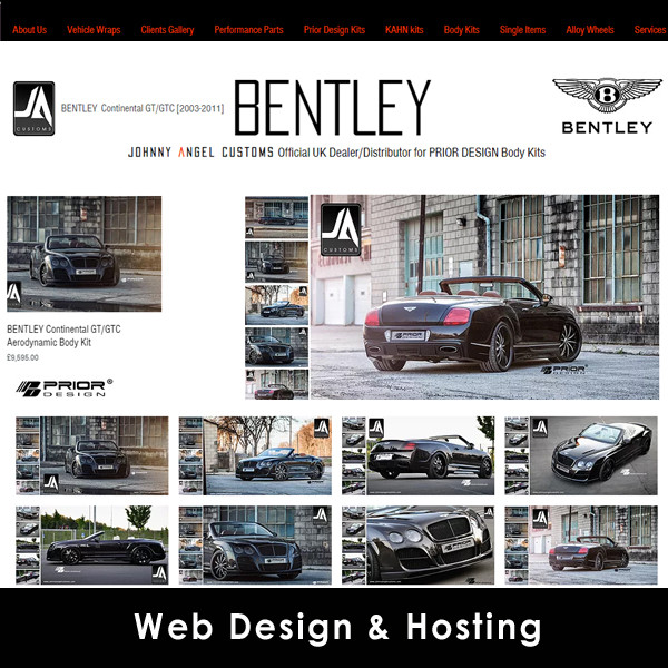 Web Design & Hosting pic 4 Angel Design