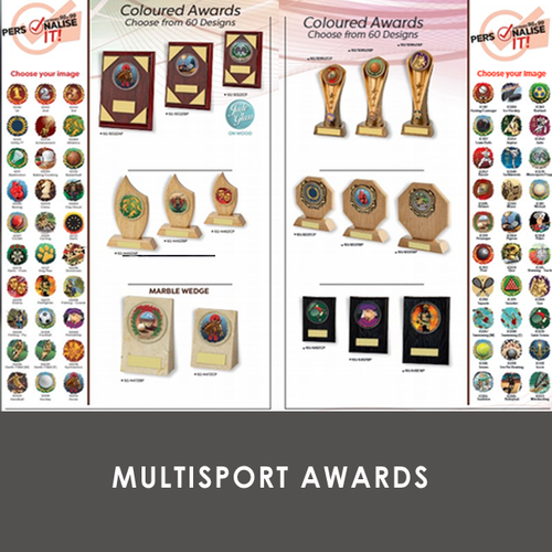 Multisport Awards pic 4 Angel Design and