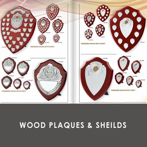 Wood Plaques & Sheilds pic 6 Angel Desig
