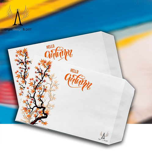 Envelopes, Artwork & Design