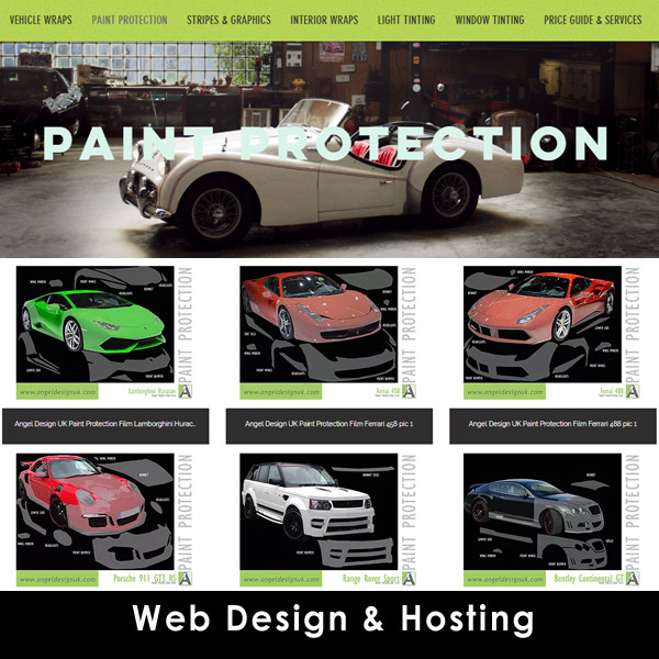 Web Design & Hosting pic 7 Angel Design