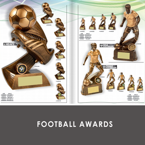Football Awards pic 1 Angel Design and P