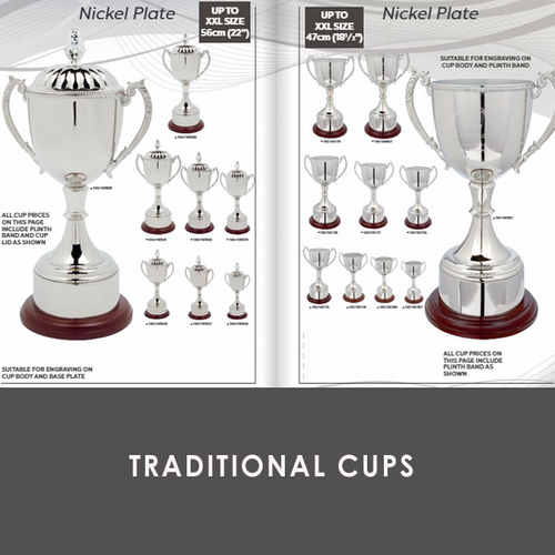 Traditional Cups pic 8 Angel Design and