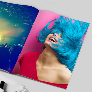 A4 Booklets Portrait Saddle Stitched by