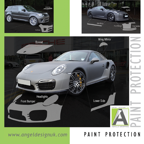 Paint Protection pic 2 Angel Design UK.p