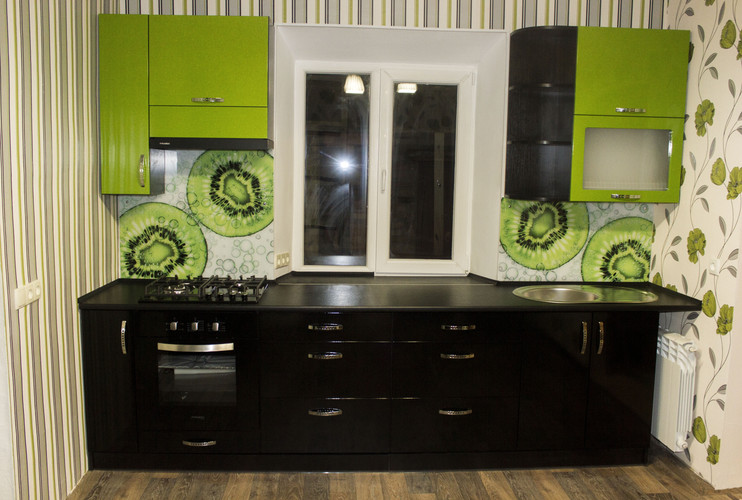 Hand painted kitchens plus