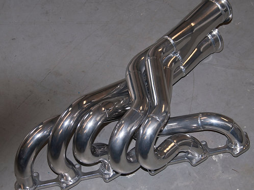 E30 Pro3 M20 headers and exhaust