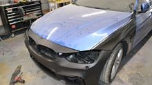 BMW F30 Collision Repair