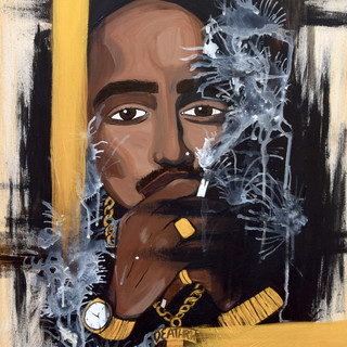 Tupac(SOLD)