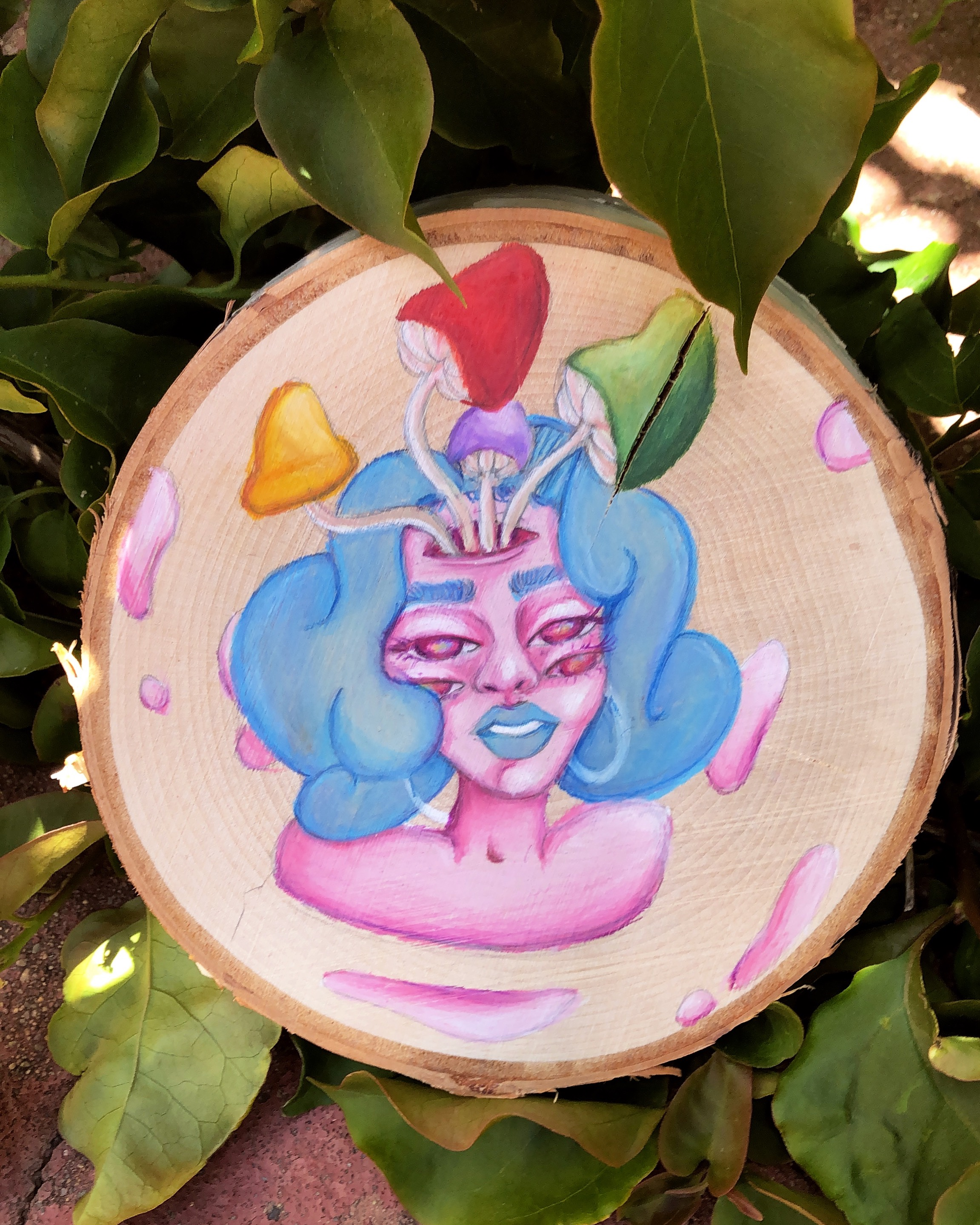 Fairy Babe (SOLD)