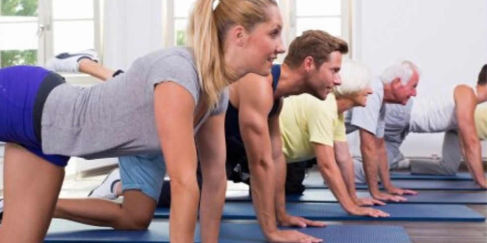 Mat Pilates Classes