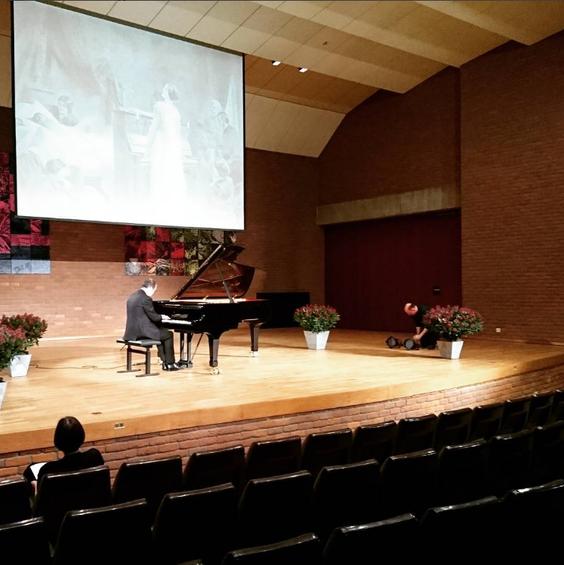 JAT-Kerstconcert: Lizt vertelt Chopin