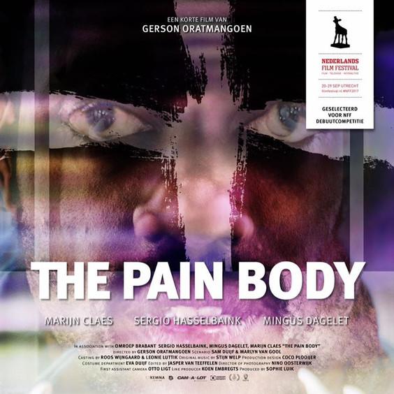 The Pain Body geselecteerd voor de debuutcompetitie van het Nederlands Film Festival
