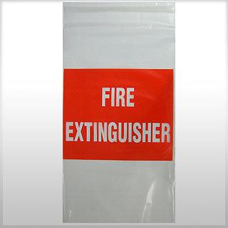 UV Fire Extinguisher Bag