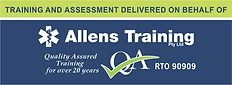 Allens Training Pty Ltd RTO 90909
