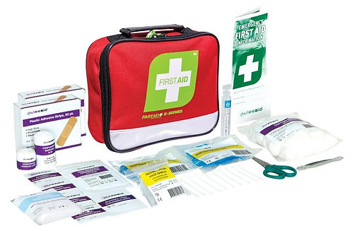 E-Series Travel First Aid Kit - FAET30-RED