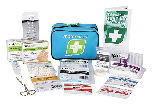 Motorist First Aid Kit (FANCM30)