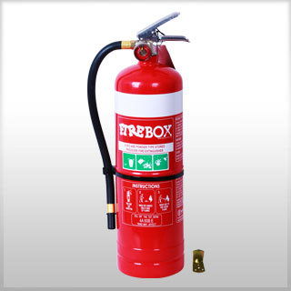 Dry Chemical Fire Extinguisher 4.5kg