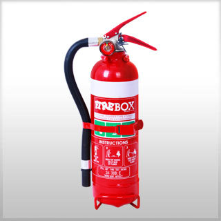 Dry Chemical Fire Extinguisher 1.5kg