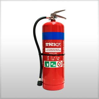 Foam Fire Extinguisher 9L (ECO foam)