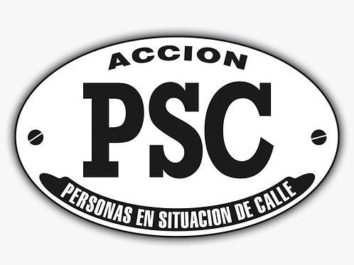 Acción Personas en Situación de Calle PSC