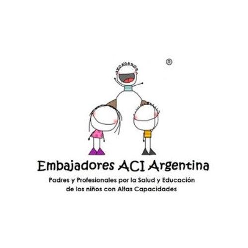 Altas Capacidades Argentina, Embajadores ACI