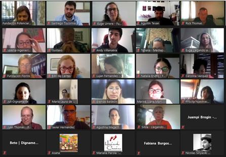 Potenciar Logros, ya somos más de 30 ONG en el programa!
