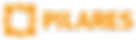PILARES - Isologo naranja (fondo transpa
