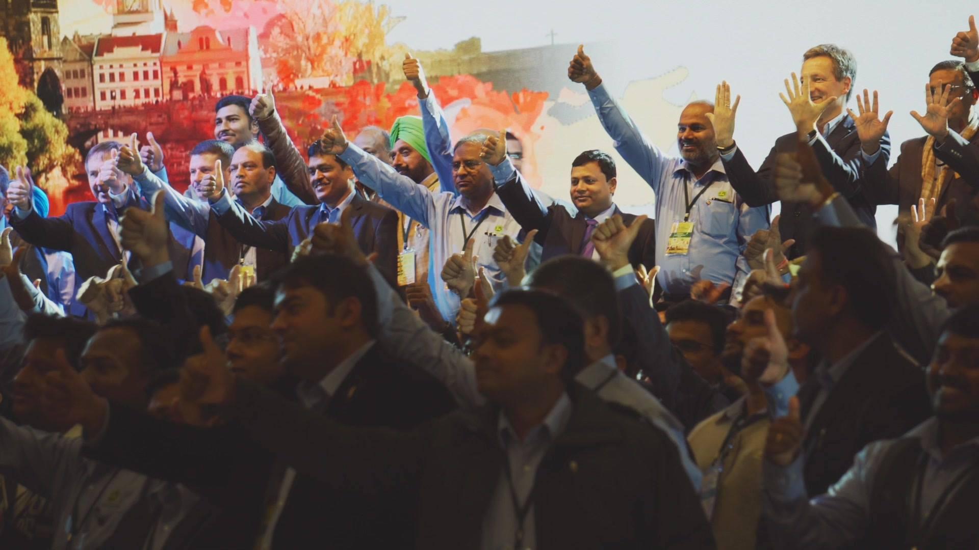 John Deere India Conference - Prague