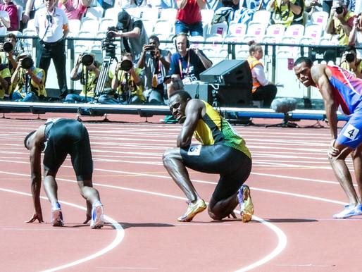 Sorriso gengival de Usain Bolt põe alguns mitos em xeque