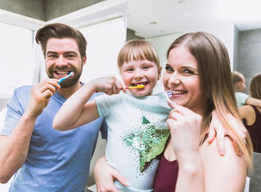 Confira 4 dicas infalíveis para manter a higiene bucal infantil