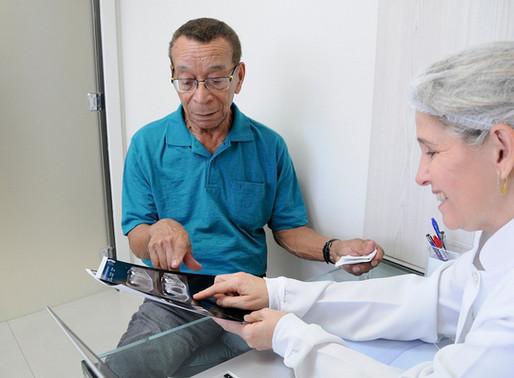 IOS lança programa de acompanhamento da saúde bucal do idoso