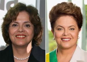 A marca registrada da Dilma