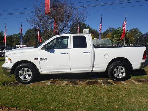 2014 Ram 1500 White