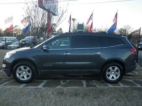 2009 Chevrolet Traverse Grey