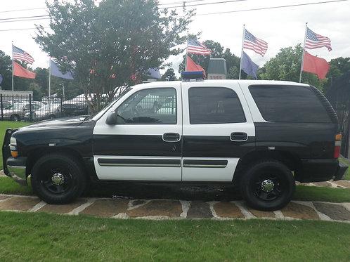 2006 Chevrolet Tahoe Black & White