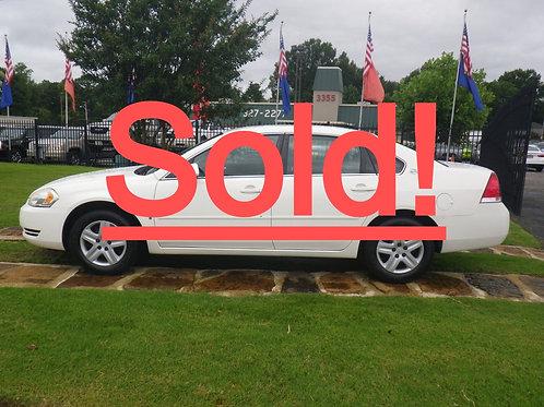 2007 Chevrolet Impala White